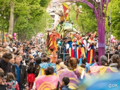 Carnaval d'Aix en Provence 2018