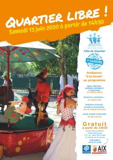 Quartier libre  Samedi 13 Juin 2020